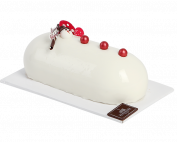 Buche Snow Raspberry